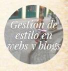 Gestión webs y blogs